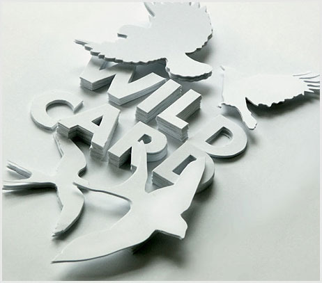 3D in Typography