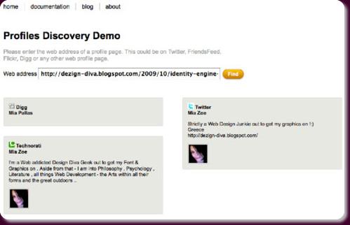 http://www.dezigndiva.com/2009/10/identity-engine-across-web.html