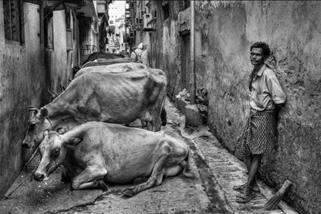 Old Town  Chennai by Tashi Delek
