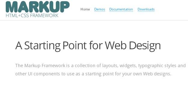 markup-framework