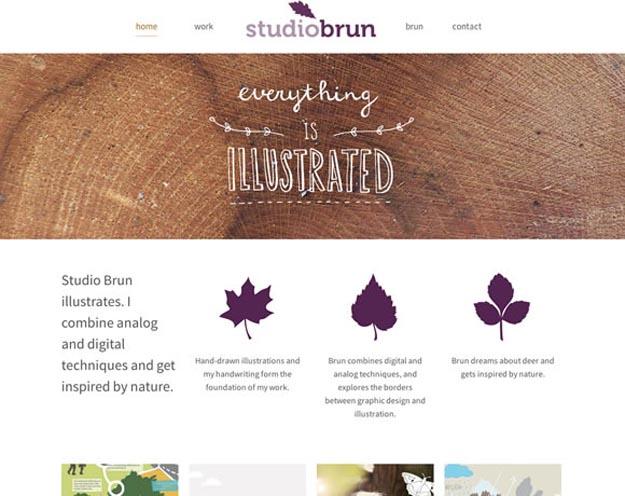 studio-brun