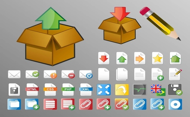 free vectors computer icons