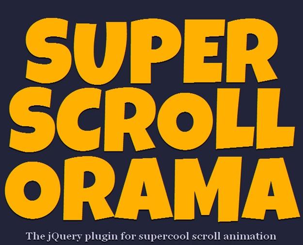 Scroll Orama