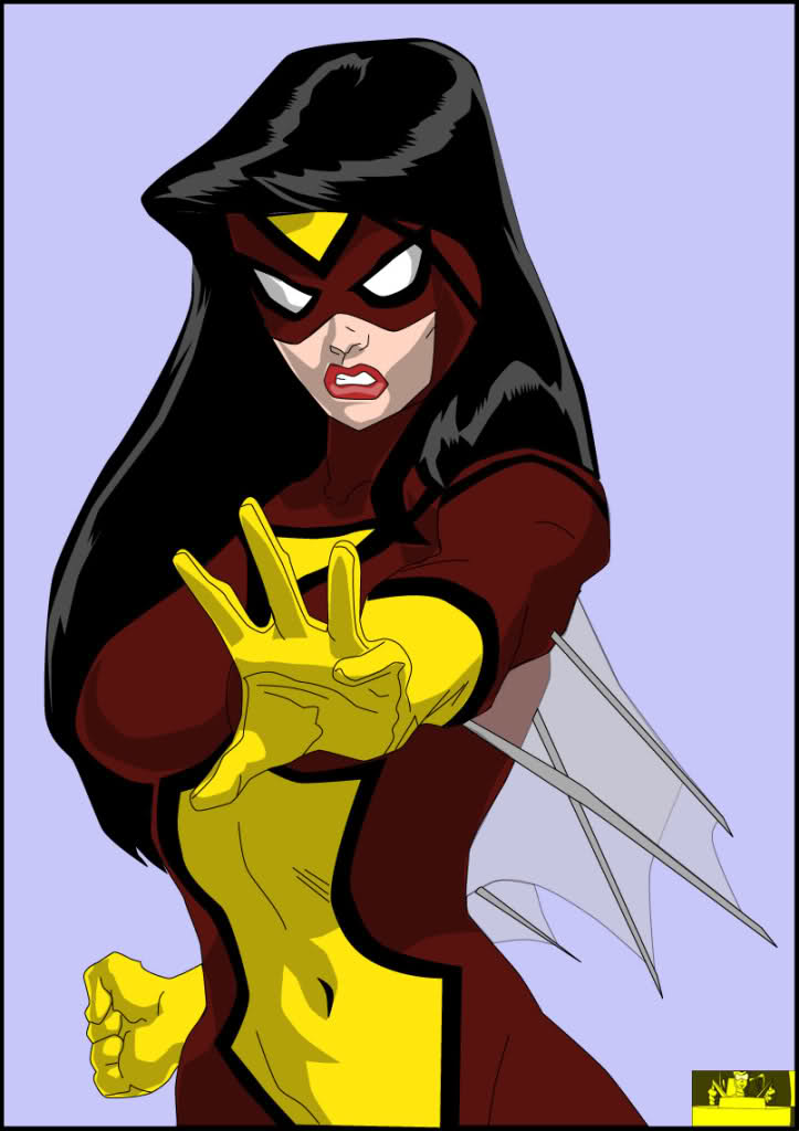 Spider Woman Comics