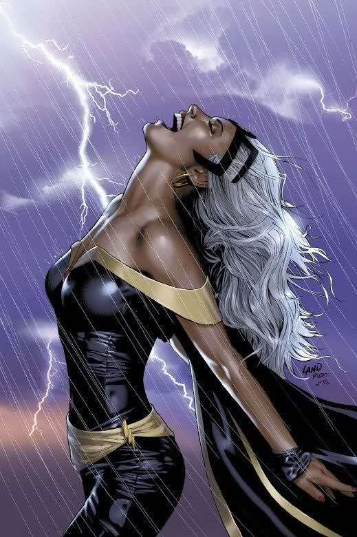 Storm X Men - Laughing at the Storm