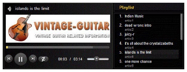 HTML5-MP3-Player-with-Playlist