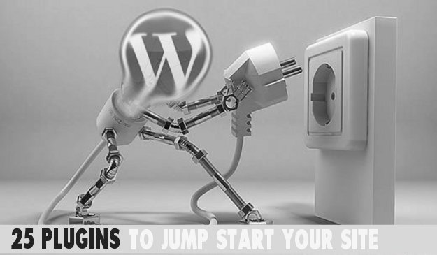 PLUGINS TO JUMP START YOUR SITE DM