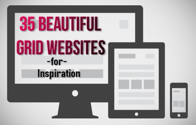 35 Beautiful and Intuitive Grid Websites for Inspiration