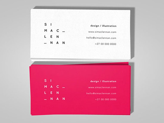 si-maclennan-business-card