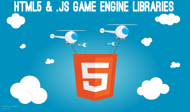 25 HTML5 and JavaScript Game Engine Libraries