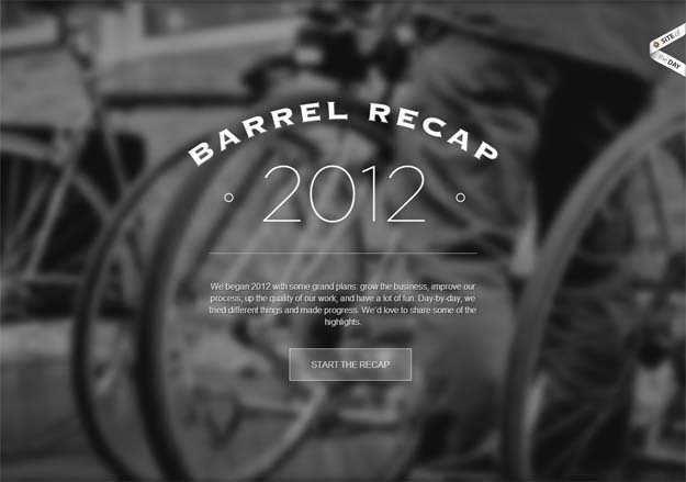 barrel recap