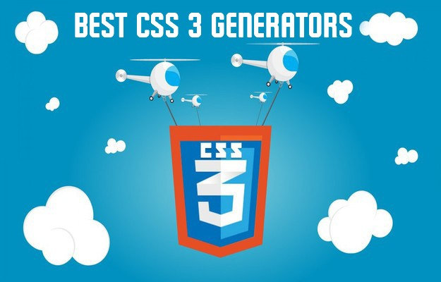 List of Best CSS3 Generators for Developers