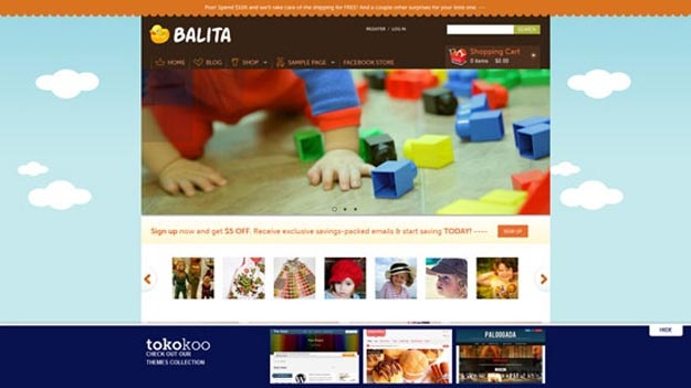 free-e-commerce-wordpress-theme-balita