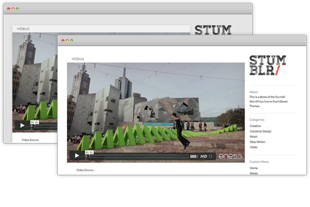 stumblr-theme