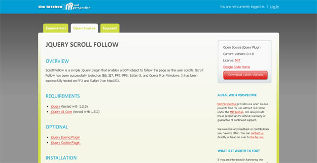 jquery-scroll-follow